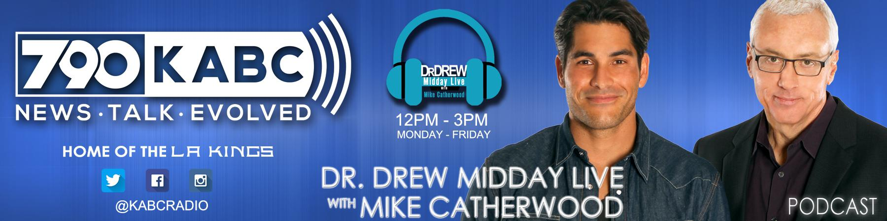 Dr Drew Midday Live Podcast1800x450 Blue