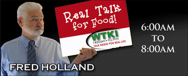 Fred Holland Holding WTKI Sign