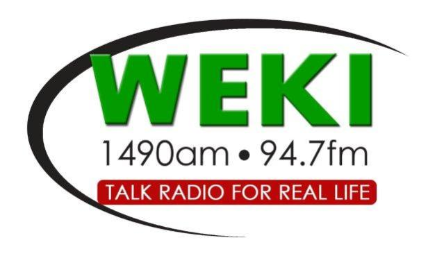 WEKI 2010 Talk Radio Logo